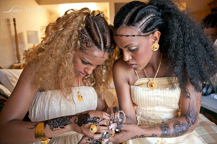 T Style Hair Salon Minneapolis: Photo From 'Traditional Eritrean Habesha Wedding' -- By