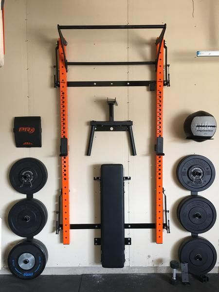 Tired of not having a good place to stash your Dip Station? Look no further than our Dip Station Storage rack! Perfect for any home or garage gym, just mount the rack directly on the wall between the