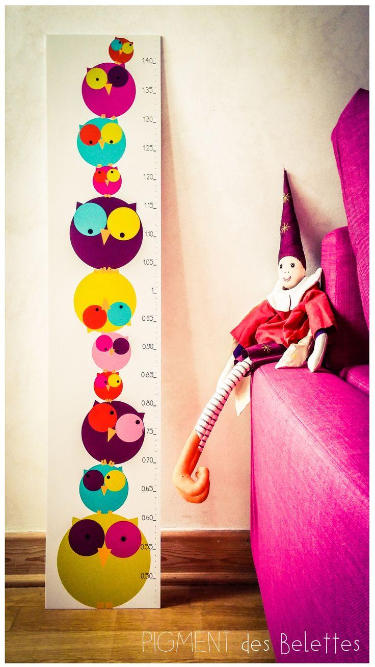 Tuto Toise Chambre Enfant : Meilleures idées à propos de toise enfants sur