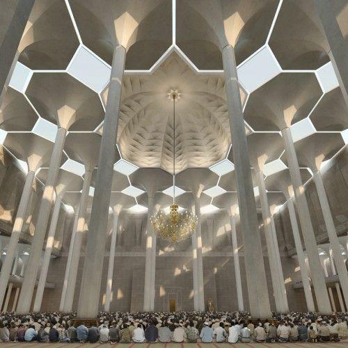 """مشروع """"الجامع الأعظم""""بالجزائر"""