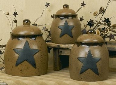primitive canisters