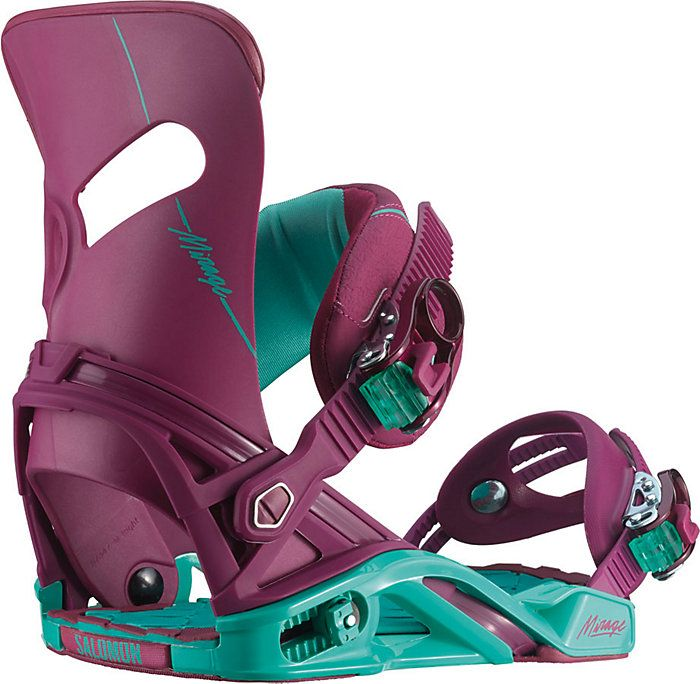 Salomon Mirage Snowboard Binding - Women's Snowboarding Bindings - 2014 / 2015