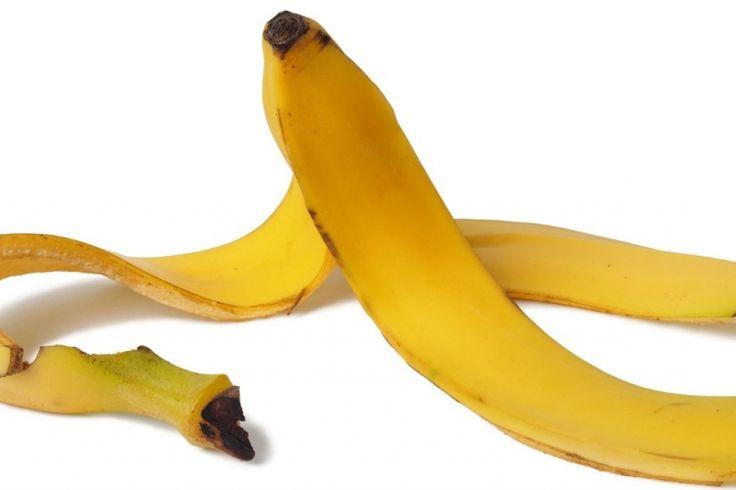 6 raisons bien brillantes de ne plus jeter la pelure de votre banane...
