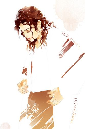 Michael Jackson by Mian Lang. Be sure to check out Mian's gallery at the link... http://mlcamaro.deviantart.com/gallery/
