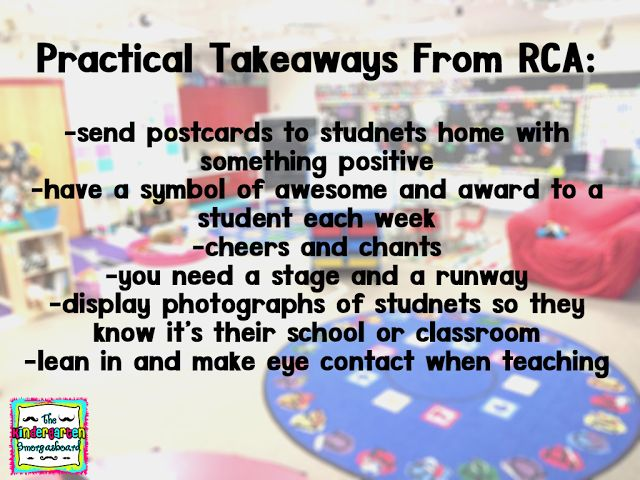 My Ron Clark Academy Experience                                                                                                                                                                                 More