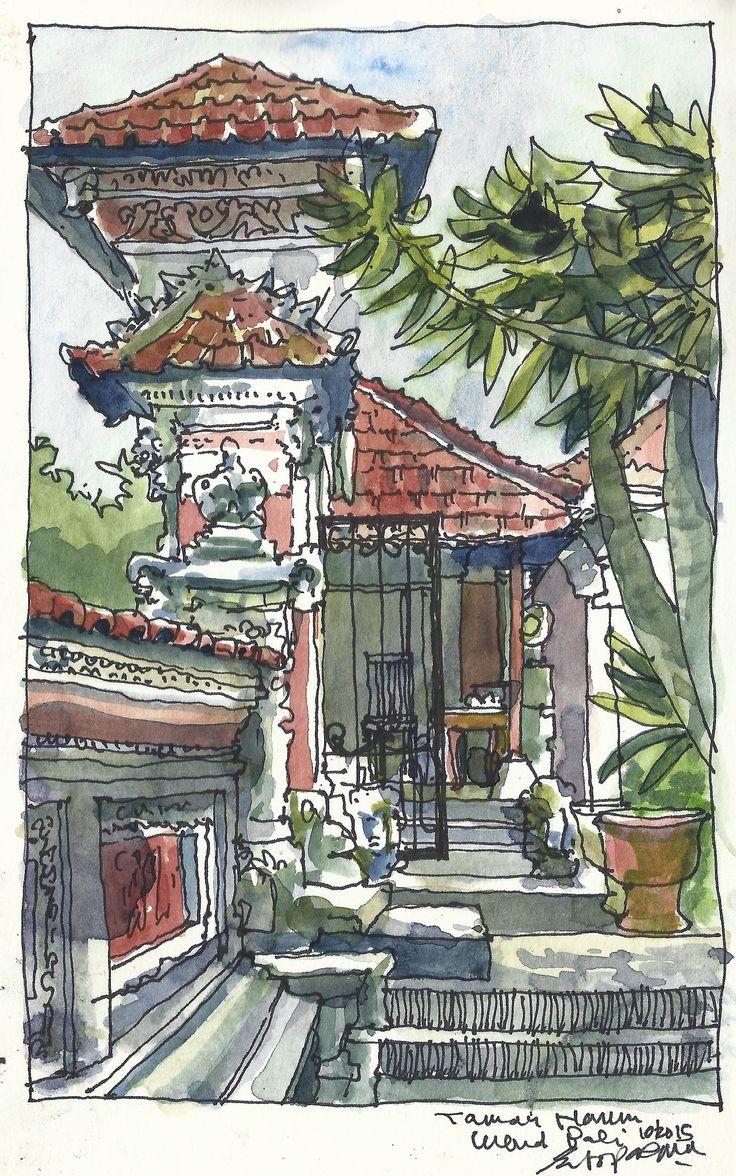 "https://flic.kr/p/QfxYeq | ""Taman Harum, Bali, Indonesia"" (2015)"