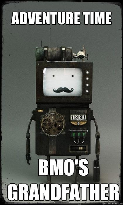 Steampunk BMO!!! Holy fucking shit!!!