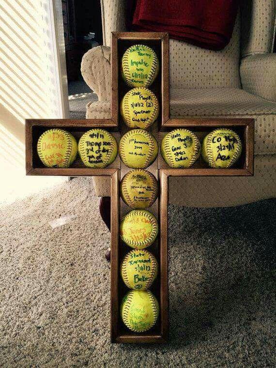 1000 Ideas About Softball Cross On Pinterest Softball