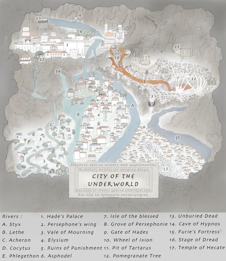 Reinterpretation of the Greek Underworld by Domino44