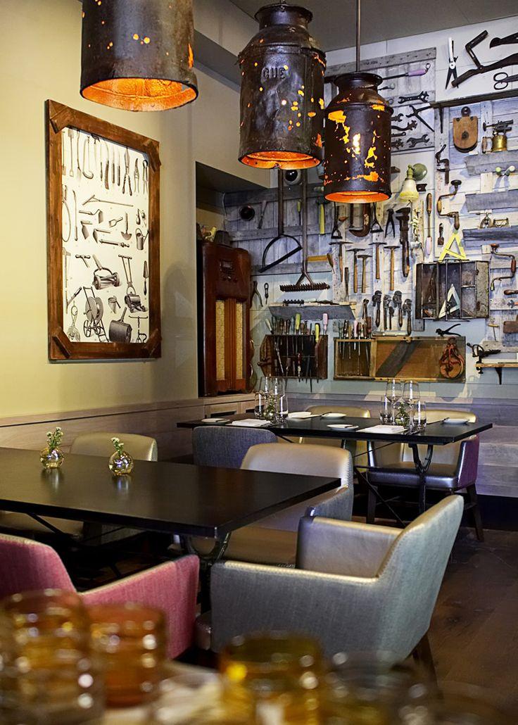 584 best Cafe Decor images on Pinterest | Cafe design, Shops and ...