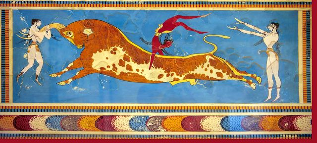 AWAKENING FOR ALL: The Minoan Knossos Palace! (Fantastic video!)