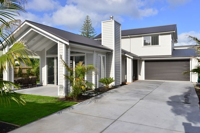 weatherboard and stone - Google Search