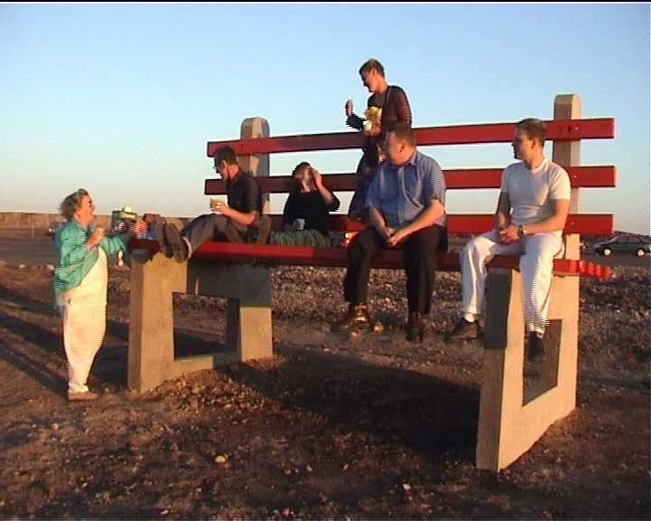 The Big Bench - Broken Hill