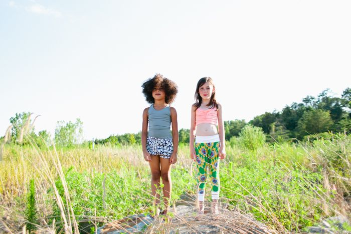 Elizabeth Pettey Photography for Babiekins Magazine (blog) // Little Yogis