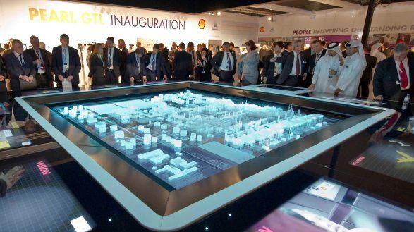 Innovation towards transformation. Shell - Global - Imagination