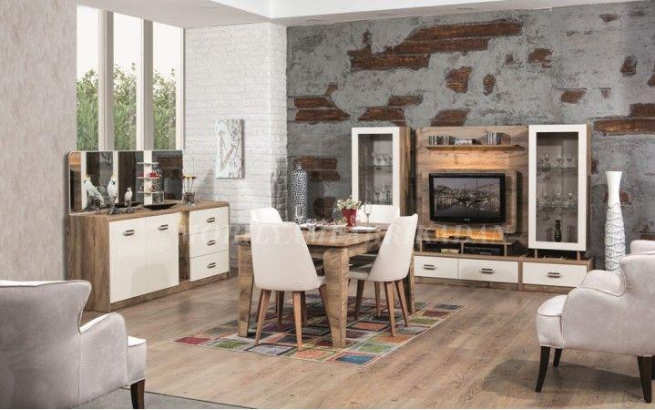 Gövde 18 mm suntalam.Masa Tablasında açılma özelligi bulunmamaktadır.Blum bağlantı.#mobilya #inegöl #modern #tasarım #living #room #dekorasyon #oda #yaşam