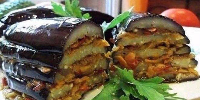 Ингредиенты:  баклажаны – 2 штуки; томаты свежие – 3 средние штуки; морковь – 2 штуки; пара...