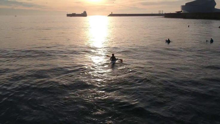Surf Kayak DJI SPARK ACTIVE TRACK