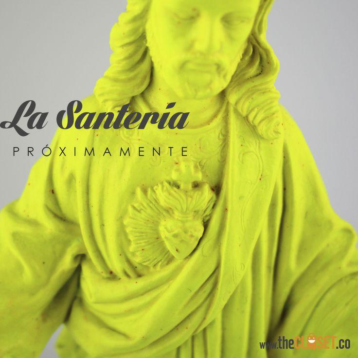 La Santeria - PRÓXIMAMENTE - IMÁGENES vistas desde otra gama de colores. www.thecloset.co