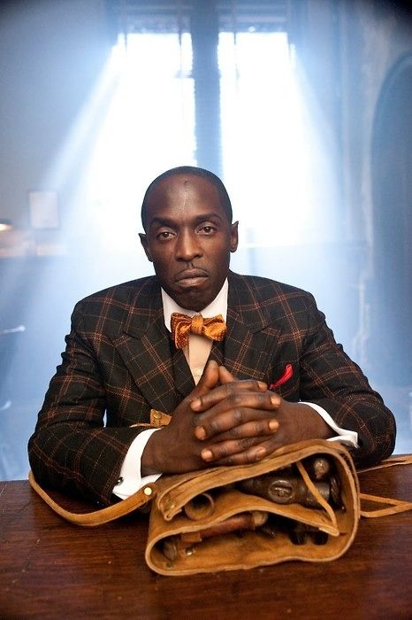"Chalky White, Boardwalk Empire: ""I ain't making no bookcase."""