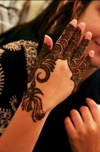 Elegant Henna Designs: 125 Best Images About Aribic Henna Design For Women On