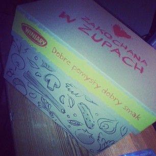 Pudełko przyjazne mamie i dzieciom. Warzywka można pokolorować :) #Ambasadorkawiniary #Rekomendujto