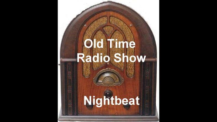 Nightbeat Radio Show Harlan Matthews Stamp Dealer Old Time Radio otr