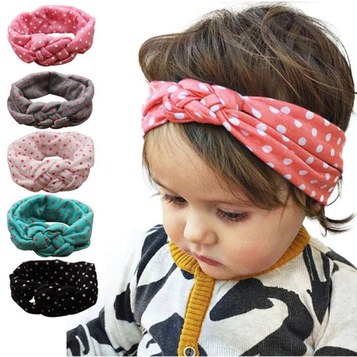 Stylish 1pcs Lovely  5Color Cotton Elastic Dot Cross Weave Twist Headband Angel Baby girl Hairband for infant hair accessories #>=#>=#>=#>=#> Click on the pin to check out discount price, color, size, shipping, etc. Save and like it!