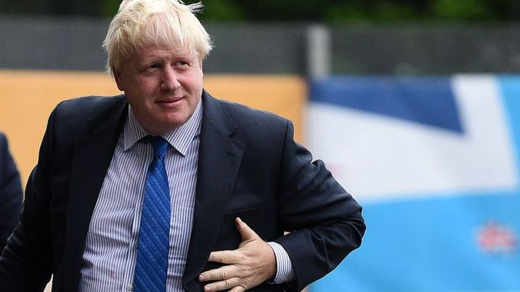 """Image copyright                  AFP             Image caption                                      Boris Johnson has described the cabinet as a """"nest of singing birds""""                               Public disagreements between cabinet ministers are undermining... - #British, #Business, #Cabinet, #Chambers, #Finance, #Harming, #Split"""