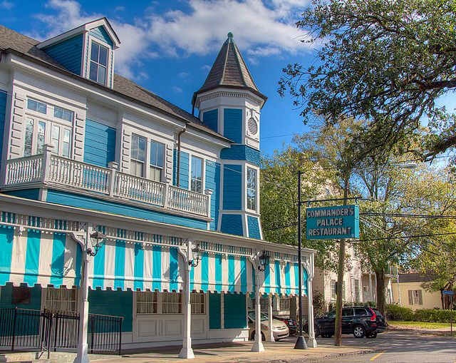 17 best images about on the road again on pinterest - New orleans garden district restaurants ...