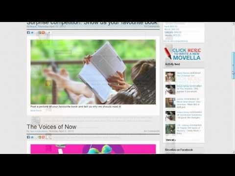 Movella er en side, hvor alle kan få lov at fortælle en historie. Eleverne har mulighed for at læse, skrive, kommentere og dele historier med andre. Det giver mulighed for at få sine historier ud, så de læses og vurderes af andre. Man kan downloade apps til mobilen, så man kan læse der også.