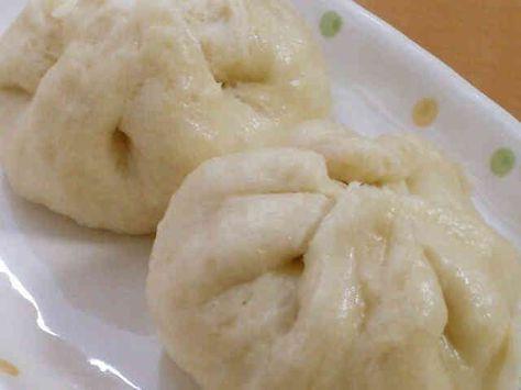 ボール2つで簡単・美味しい「肉まん」551みたい!と言われる肉まん。+たけのこ追加で。#recipe #中華 #軽食
