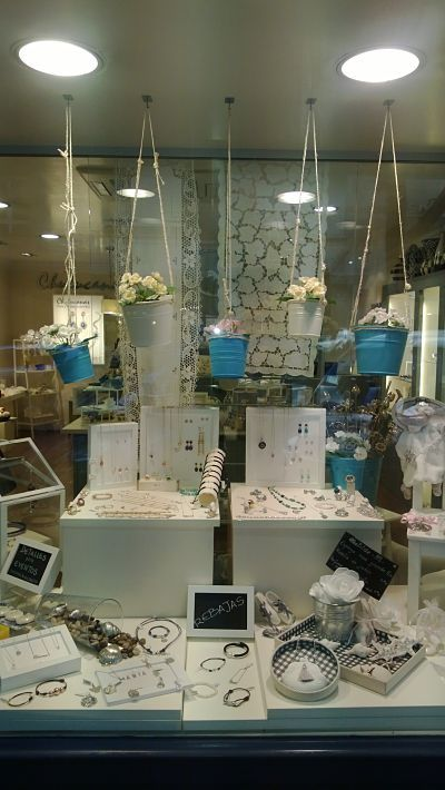 spring store window displays - Google Search