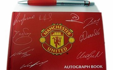 Man Utd Accessories  Manchester United FC Autograph
