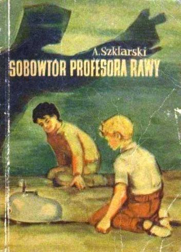 Znalezione obrazy dla zapytania Sobowtór profesora Rawy