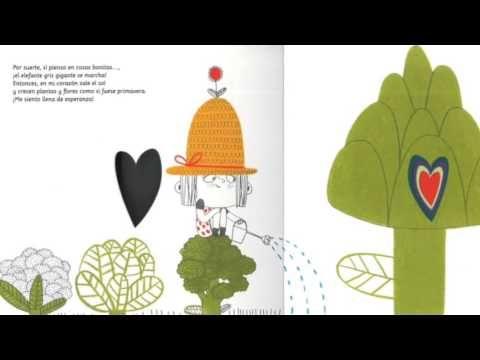 """Videocuento de """"Así es mi corazón"""", del blog Aula de Elena."""