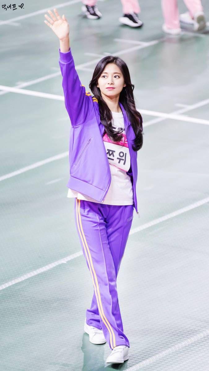190107 Idol Star Athletic Championship 2019 Twice Tzuyu Blackpink Fashion Korea Fashion Twice