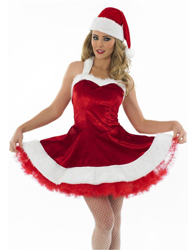 Sexy Santa Tutu