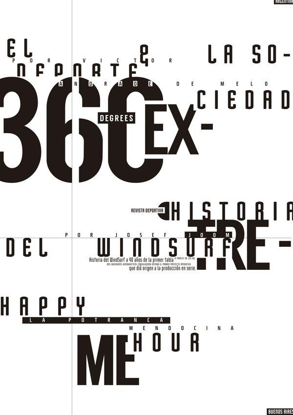 -Tipografía II Longinotti- http://www.behance.net/gallery/360-EXTREME/11079015