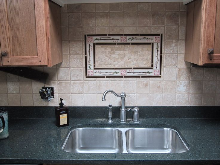 Backsplash Ideas Kitchen Sink Backsplash Ideas Ehow