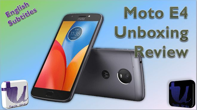 MOTO E4 UNBOXING AND REVIEW. SHOULD YOU BUY IT? PRICE IN PAKISTAN [Urdu/Hindi] In this video I've talked about Moto E4, its main specification and my opinions on should you buy this phone or not.