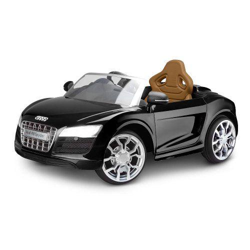 Avigo Audi R8 Spyder 6 Volt Ride On | Remote Control Power ...
