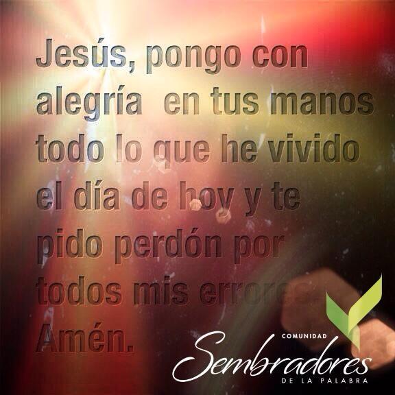 Jesús todo lo que he vivido, frases espirituales, #frasesdelabiblia #sembradoresdelapalabra #comunidadcatolica #comunidadsempal #rccdecolombia #rccbogota http://www.sembradoresdelapalabra.com/