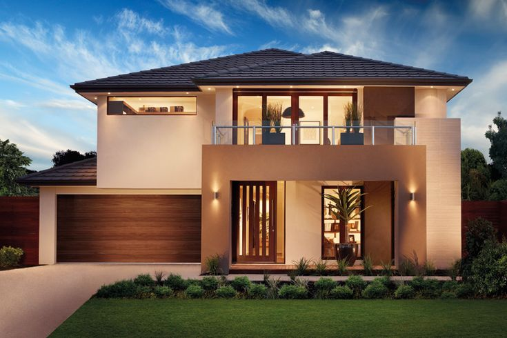 Henley Properties: Sahara Q1 - Belmont Facade. Visit  www.allmelbournebuilders.com.au for all display homes and building options  in Victoria | Pinterest ...