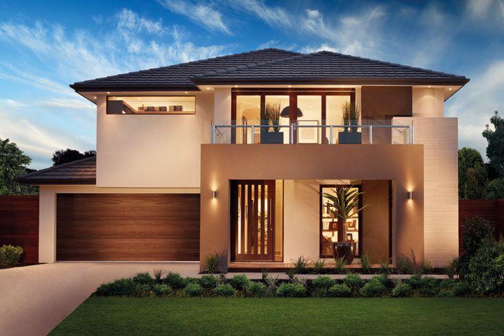 House Facade Ideas - Exterior House Design and Colours | House facades,  Facades and House