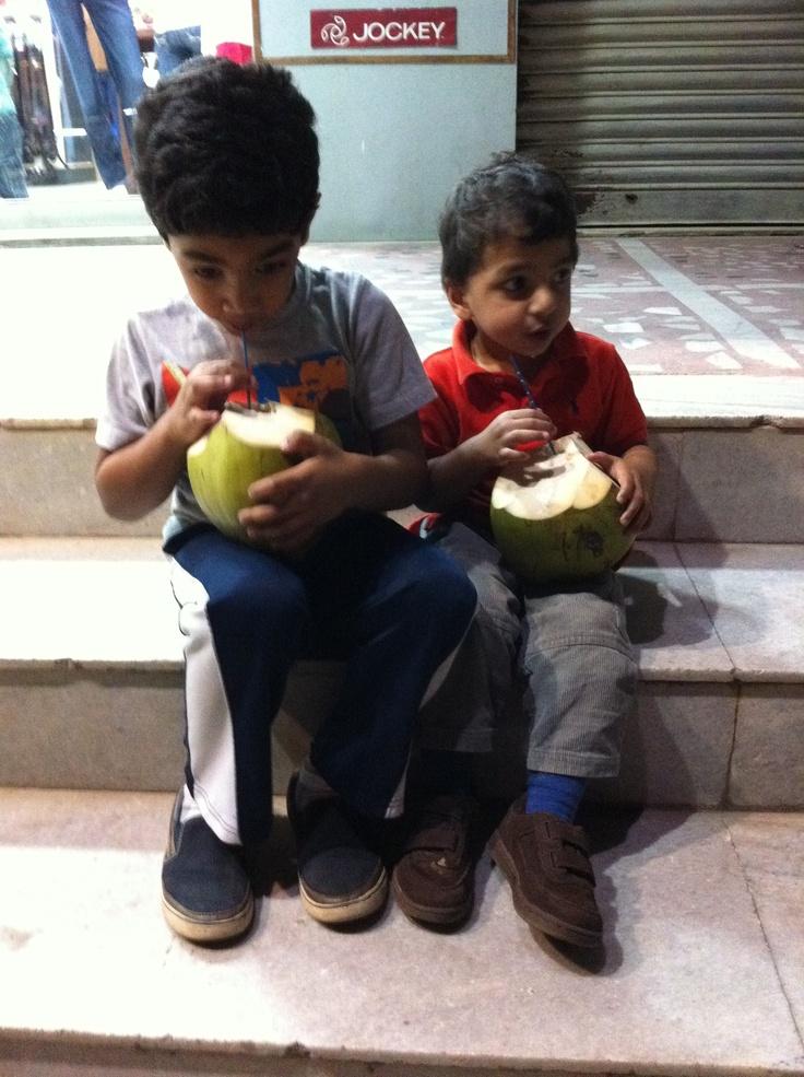 bros coconut fun