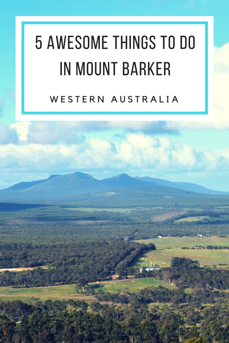 Mount Barker is a place I have been visiting for 40 years. A place where my Grandfather farmed and generations before and after him still farm the land. It feels like home. When you mention Mt Bark…