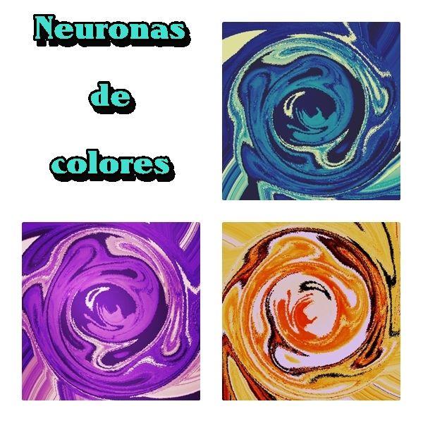 Neuronas de colores