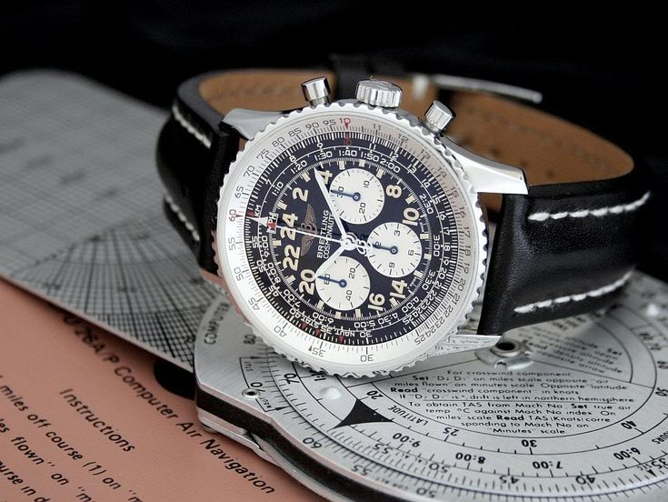 Breitling Cosmonaute - the history and development of a legend