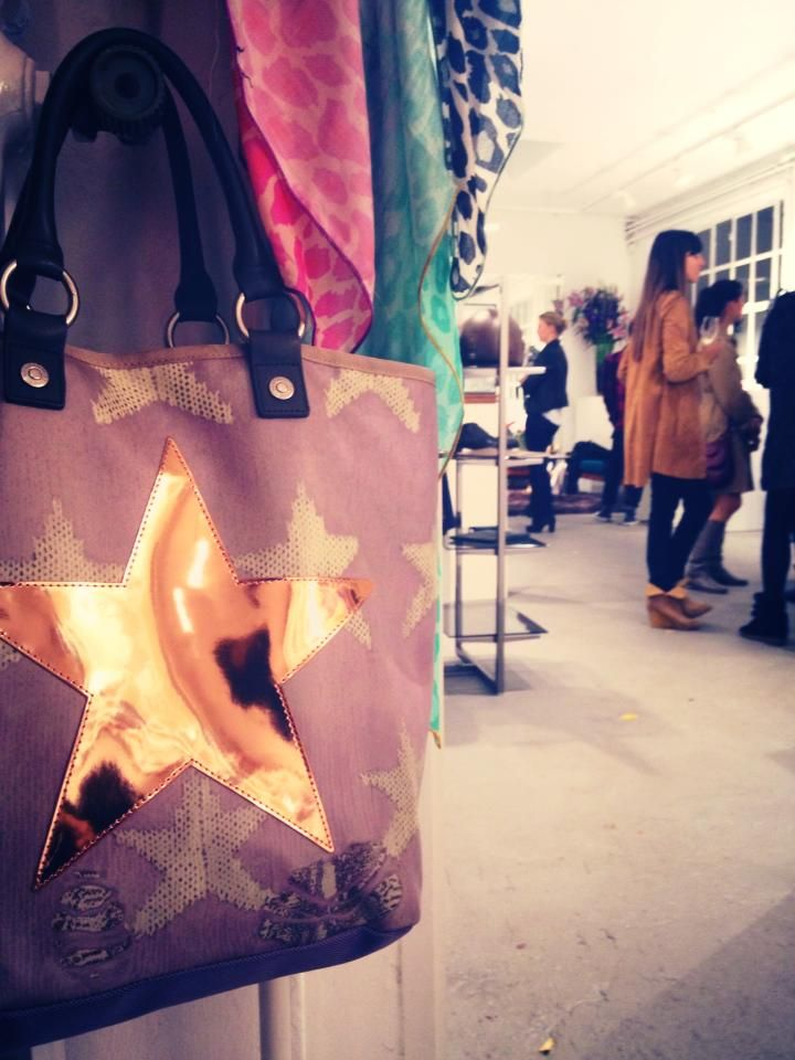 Wearing spring summer 2014 printmania collection at press days #gglworld